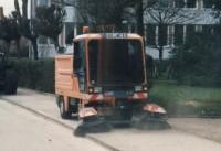 Kleinkehrmaschine